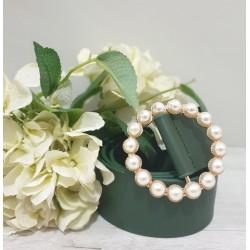 Cinturón Perlas.